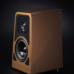 Wilson Audio TuneTot Cove Teak