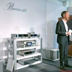 High End 2018 München, Burmester