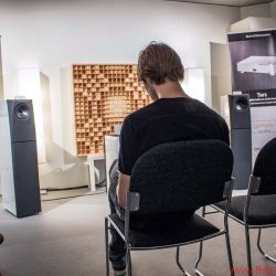 High End 2018 München Genuin Audio Neo Aktivlautsprecher