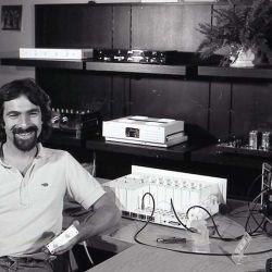 Dieter Burmester, Burmester Audiosysteme, Berlin