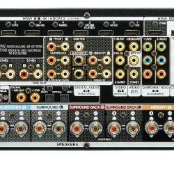 Denon AVC X6500H