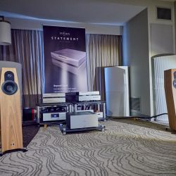 Rocky Mountain Audio Fest (RMAF) 2018, Denver Marriott Tech Center