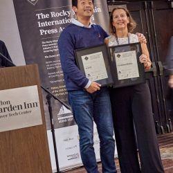 Rocky Mountain International HiFi Press Award (RIHPA) 2018 Hilton Hotel Denver