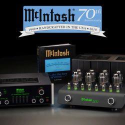 McIntosh MC2152 C70 Anniversy System