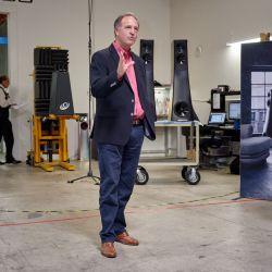 YG Acoustics factory visit 2018 by Ingo Schulz
