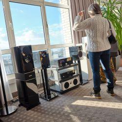 Norddeutsche HiFi Tage 2019 Hotel Holiday Inn Hamburg