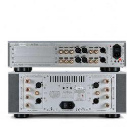 Audia Flight FLS1 und FLS4 Vor- und Endverstärker