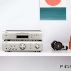 Denon PMA-600NE und DCD-600NE, Copyright: Sound United