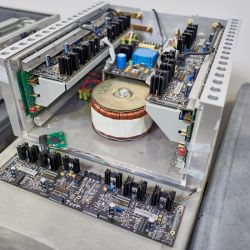 FIDELITY visits Boulder Amplifiers in Louisville, Colorado