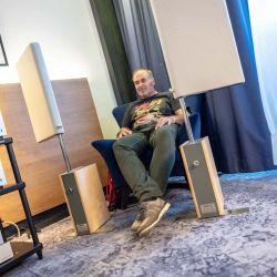 Süddeutsche HiFi Tage Stuttgart 2018, Hotel Holiday Inn