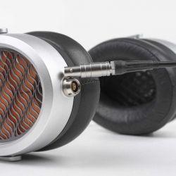 Warwick Acoustics Sonoma M1 - Das hochwertige Anschlusskabel stammt vom Spezialisten Straight Wire.