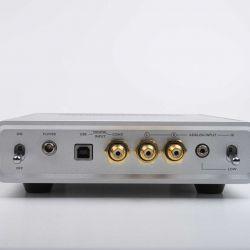 Warwick Acoustics Sonoma M1 - Der Verstärker akzeptiert Analogsignale, die von AKM-Wandlern digitalisiert werden, über den S/PDIF-Eingang sind Digitalsignale mit einer Auflösung bis zu 24 bit/192 kHz gestattet.
