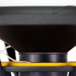 Piega Master Line Source 3 L19 Chassis Titanium Schwingspulenträger