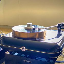 Die New York Audio Show 2019 im Park Lane Hotel