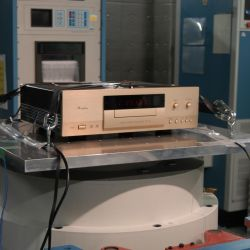 Accuphase Vibrationstest