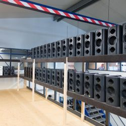 Kii Audio, Kii Three plus BXT Fertigung