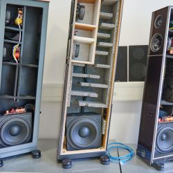FIDELITY zu Besuch bei Audio Physic