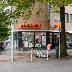 Aura Hifi, Essen